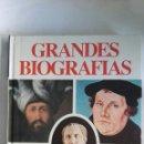 Libros de segunda mano: GRANDES BIOGRAFÍAS OCÉANO. Lote 148686984