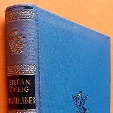Second hand books - MAGALLANES: EL HOMBRE Y SU GESTA - STEFAN ZWEIG - JUVENTUD - 1950 - 148861146