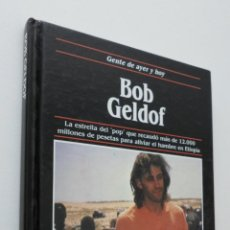 Libros de segunda mano: BOB GELDOF - GRAY, CHARLOTTE. Lote 149346714