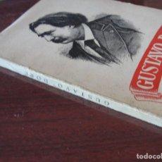 Libros de segunda mano: GUSTAVO DORE POR ANTONIO BUERO - 1949 - STOCK DE LIBRERÍA !!! MUY BUEN ESTADO. Lote 149716926