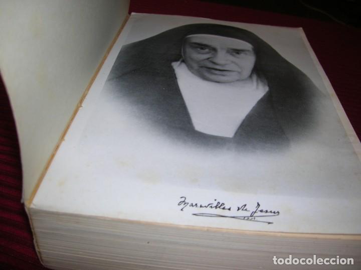 Libros de segunda mano: Muy interesante libro.Vida de la Madre Maravillas de Jesús.Carmelita Descalza. - Foto 2 - 150405586