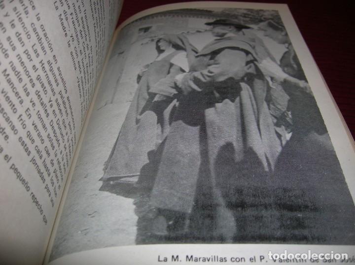 Libros de segunda mano: Muy interesante libro.Vida de la Madre Maravillas de Jesús.Carmelita Descalza. - Foto 4 - 150405586