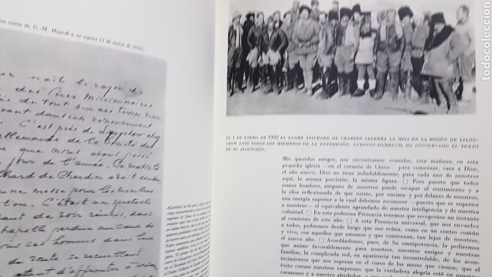 Libros de segunda mano: PIERRE TEILHARD DE CHARDIN, IMÁGENES Y PALABRAS (1966) - Foto 3 - 150618436