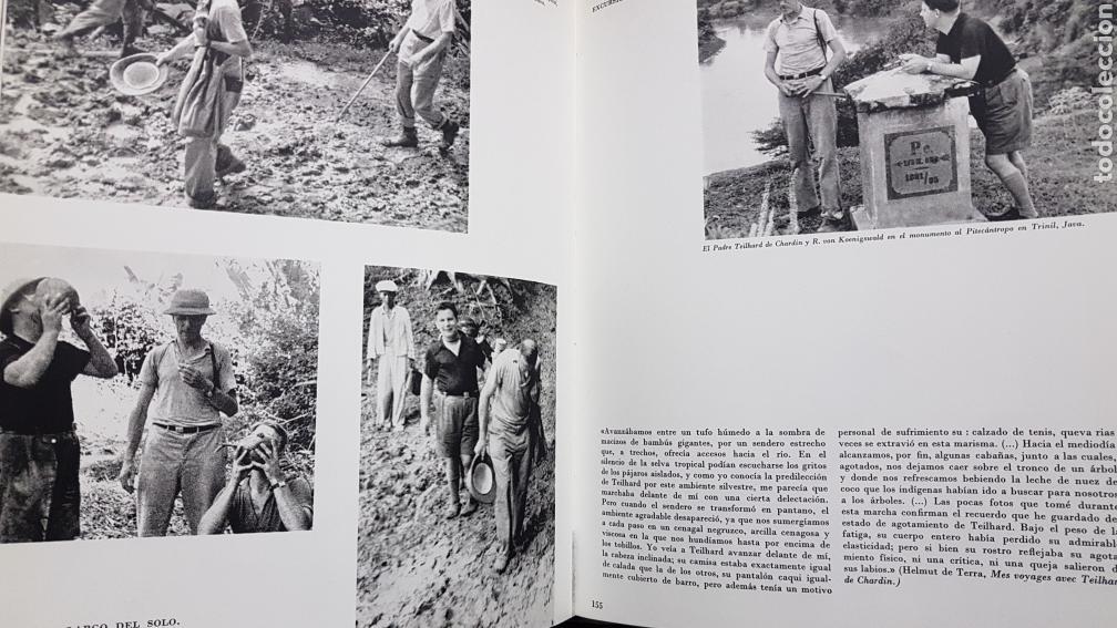 Libros de segunda mano: PIERRE TEILHARD DE CHARDIN, IMÁGENES Y PALABRAS (1966) - Foto 5 - 150618436