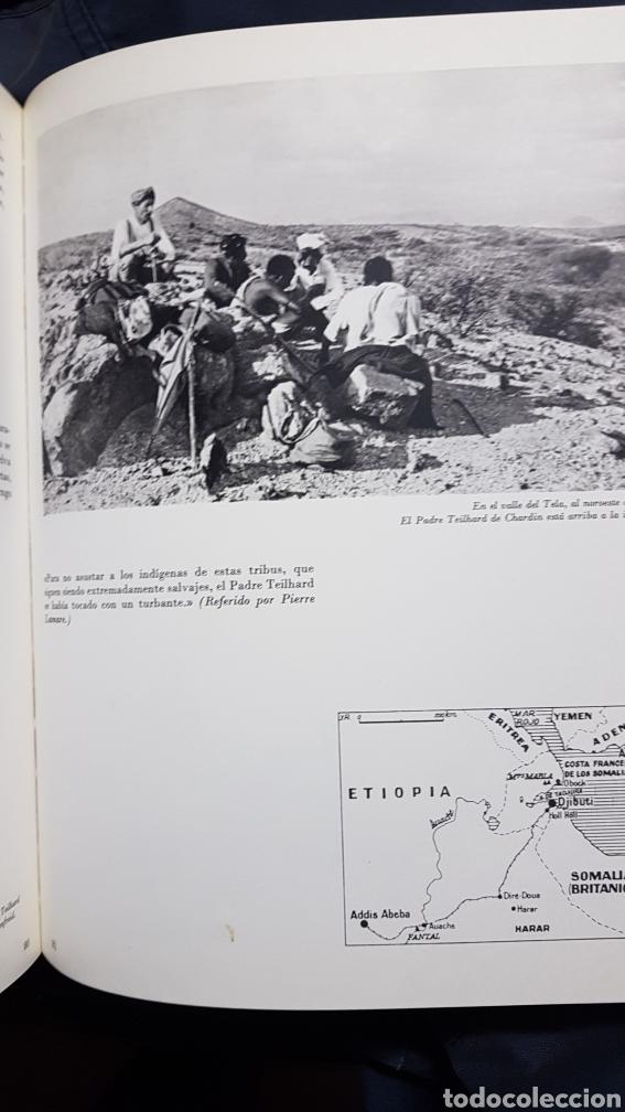 Libros de segunda mano: PIERRE TEILHARD DE CHARDIN, IMÁGENES Y PALABRAS (1966) - Foto 4 - 150618436