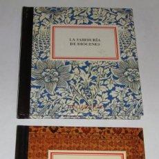 Libros de segunda mano: 2 LIBROS DE BOLSILLO. LA SABIDURÍA DE MAHONA Y DE DIÓGENES. COLECCIÓN AGUAMARINA. CON ILUSTRACIONES.. Lote 150951638