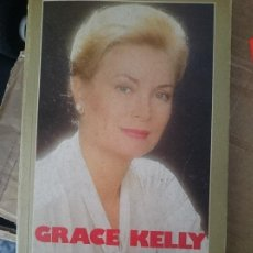 Libros de segunda mano: GRACE KELLY - SU VIDA SU AMOR SU SUEÑO ED. GARBO. Lote 151147230