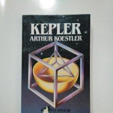 Libros de segunda mano: ARTHUR KOESTLER KEPLER. BIBLIOTECA SALVAT DE GRANDES BIOGRAFIAS. Nº 46. TDK365. Lote 151297862