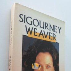 Libros de segunda mano: SIGOURNEY WEAVER - MIGUEL, AGUSTÍ DE. Lote 151841274