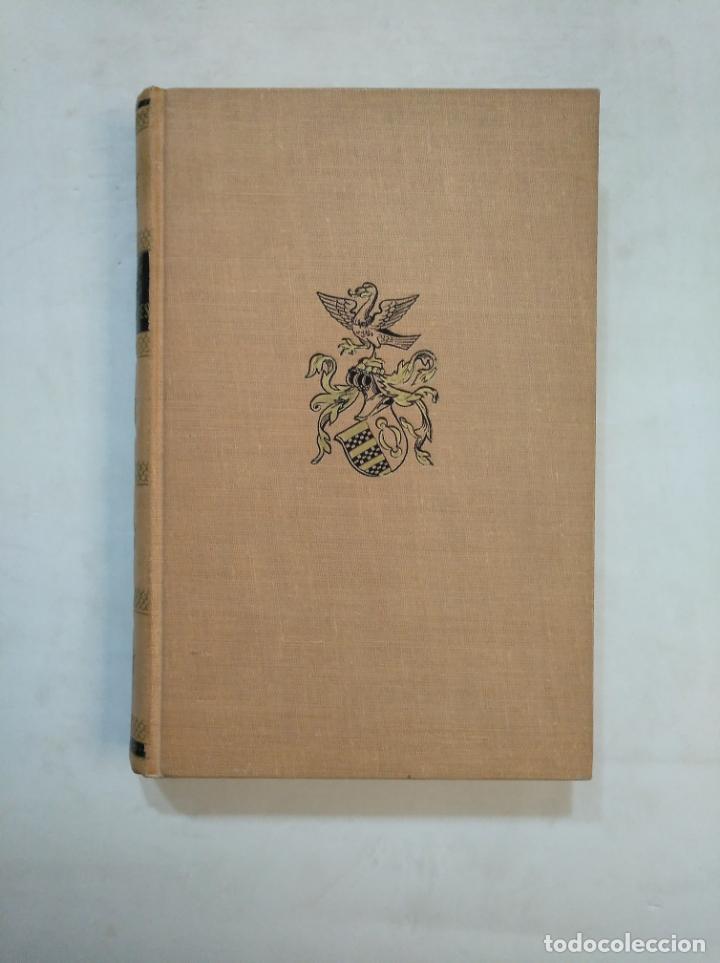 MAGALLANES. EL HOMBRE Y SU GESTA. STEFAN ZWEIG. EDITORIAL JUVENTUD. TDK368 (Libros de Segunda Mano - Biografías)