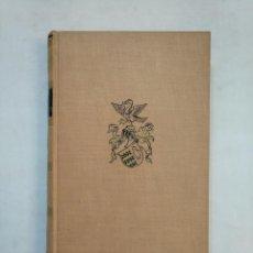 Libros de segunda mano: MAGALLANES. EL HOMBRE Y SU GESTA. STEFAN ZWEIG. EDITORIAL JUVENTUD. TDK368. Lote 151856634