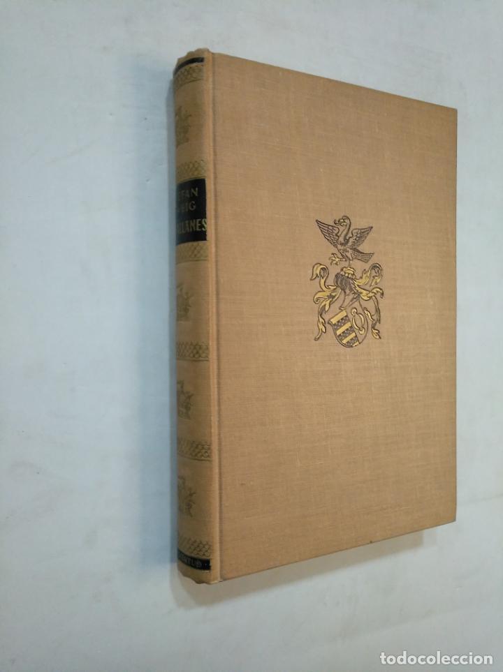 Libros de segunda mano: MAGALLANES. EL HOMBRE Y SU GESTA. STEFAN ZWEIG. EDITORIAL JUVENTUD. TDK368 - Foto 3 - 151856634