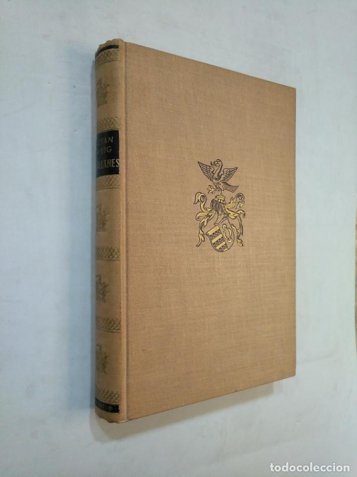 Libros de segunda mano: MAGALLANES. EL HOMBRE Y SU GESTA. STEFAN ZWEIG. EDITORIAL JUVENTUD. TDK368 - Foto 4 - 151856634