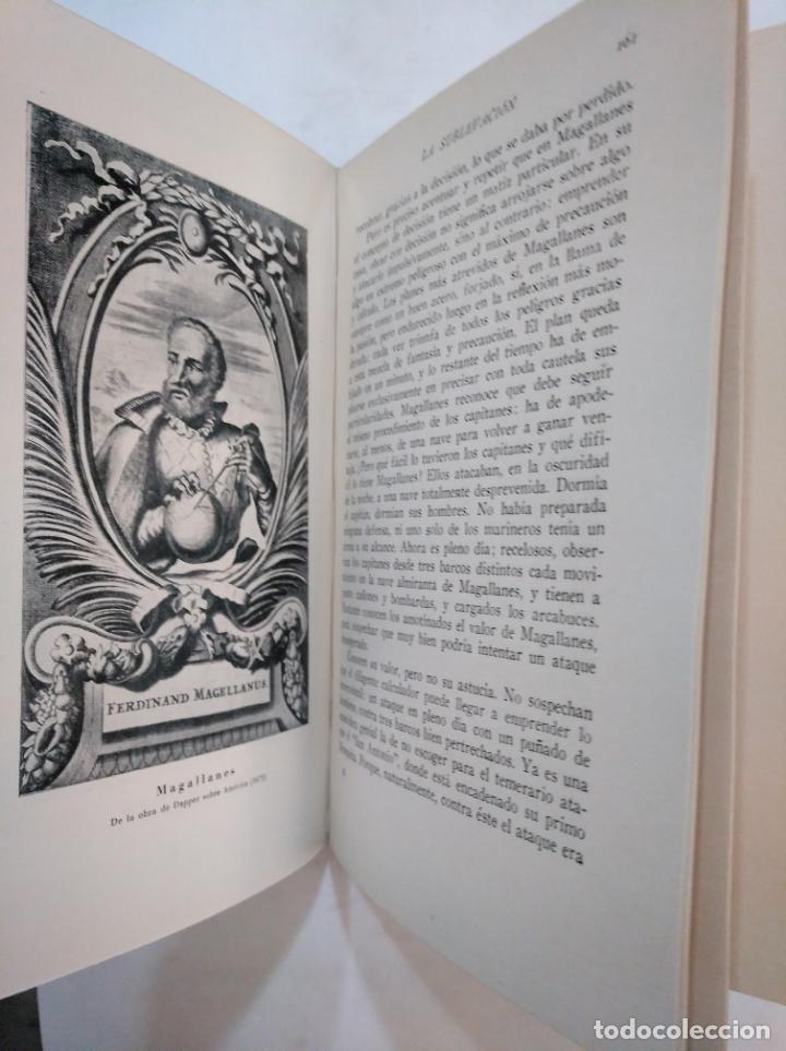 Libros de segunda mano: MAGALLANES. EL HOMBRE Y SU GESTA. STEFAN ZWEIG. EDITORIAL JUVENTUD. TDK368 - Foto 6 - 151856634