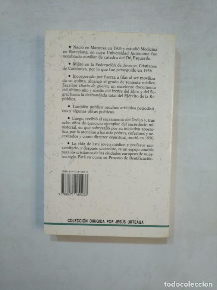 Libros de segunda mano: EL DR. TARRÉS. - GABRIEL MARTÍNEZ PADRÓN. - BIOGRAFÍAS MC. TDK369 - Foto 2 - 151929826