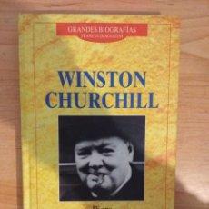 Libros de segunda mano: WINSTON CHURCHILL. PIERS BRENDON. PLANETA. Lote 152479758