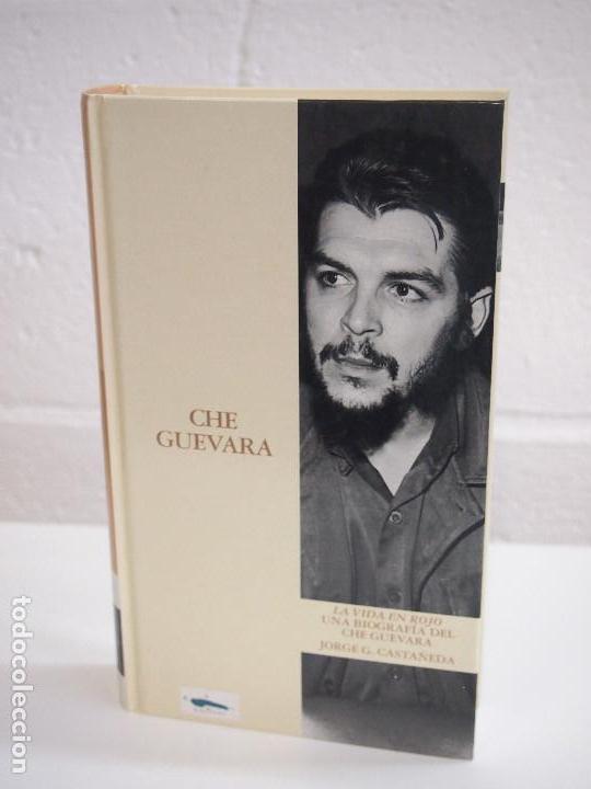 CHE GUEVARA. JORGE G. CASTAÑEDA (Libros de Segunda Mano - Biografías)
