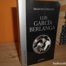 Libros de segunda mano: LUIS GARCIA BERLANGA / FRANCISCO PERALES. Lote 153454378