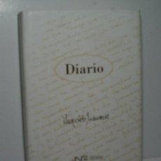 Libros de segunda mano: DIARIO. NAVARRO LEOPOLDO. 1998. Lote 153961250