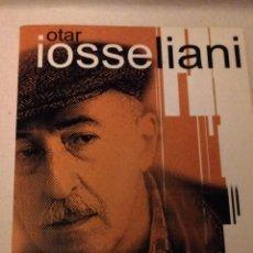 Libros de segunda mano: LIBRO CINE OTAR IOSSELIANI. Lote 154023196