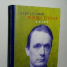 Libros de segunda mano: RUDOLF STEINER. INTRODUCCIÓN A SU VIDA Y A SU OBRA. LACHMAN RUDOLF. 2012. Lote 154405666