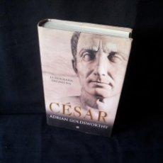 Libros de segunda mano: ADRIAN GOLDSWORTHY - CESAR, LA BIOGRAFIA DEFINITIVA - LA ESFERA DE LOS LLIBROS 2011. Lote 155040406