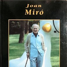 Libros de segunda mano: GRANDES BIOGRAFIAS - JOAN MIRÓ - EDICIONES RUEDA J. M. S.A.. Lote 155732070