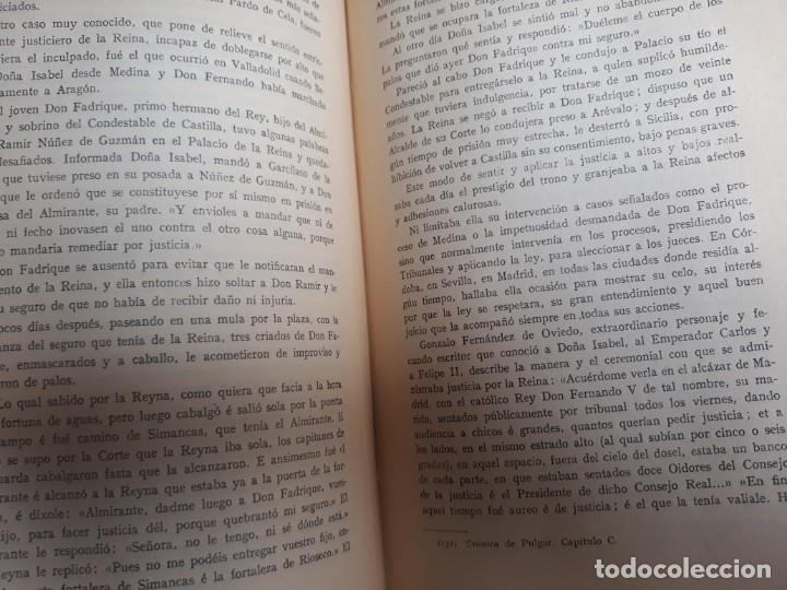 Libros de segunda mano: ISABEL LA CATÓLICA ..SU VIDA..SU TIEMPO..SU REINADO POR CESAR SILIO CORTES. SANTAREM VALLADOLID 1938 - Foto 3 - 155766210