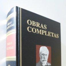 Libros de segunda mano: OBRAS COMPLETAS 8: PROPAGANDA SOCIALISTA - IGLESIAS, PABLO. Lote 155772921