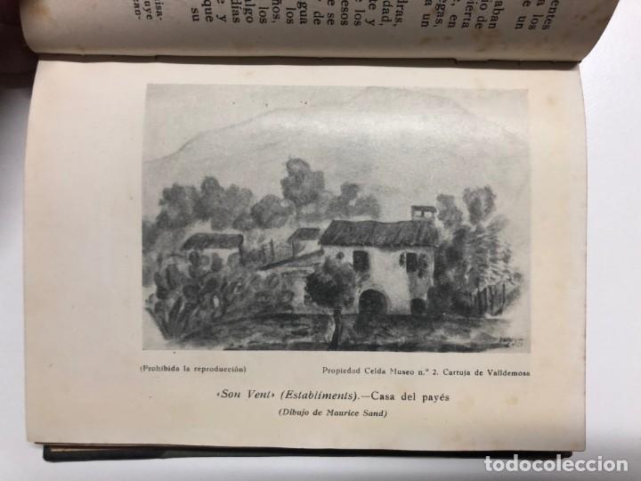 Libros de segunda mano: GEORGE SAND. UN INVIERNO EN MALLORCA. 1949 - Foto 3 - 155838170