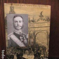 Libros de segunda mano: ALFONSO XII EL REY ROMÁNTICO - CORTES CAVANILLAS - ED JUVENTUD 1969 - ILUSTRADO TAPA DURA. Lote 155864558
