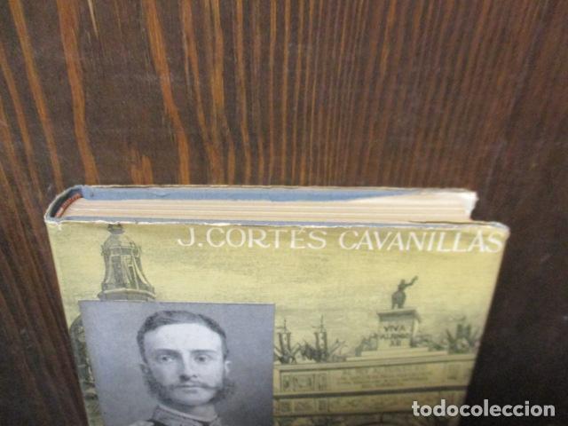 Libros de segunda mano: ALFONSO XII el Rey romántico - CORTES CAVANILLAS - Ed JUVENTUD 1969 - ILUSTRADO TAPA DURA - Foto 3 - 155864558