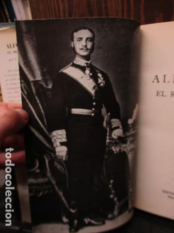 Libros de segunda mano: ALFONSO XII el Rey romántico - CORTES CAVANILLAS - Ed JUVENTUD 1969 - ILUSTRADO TAPA DURA - Foto 13 - 155864558