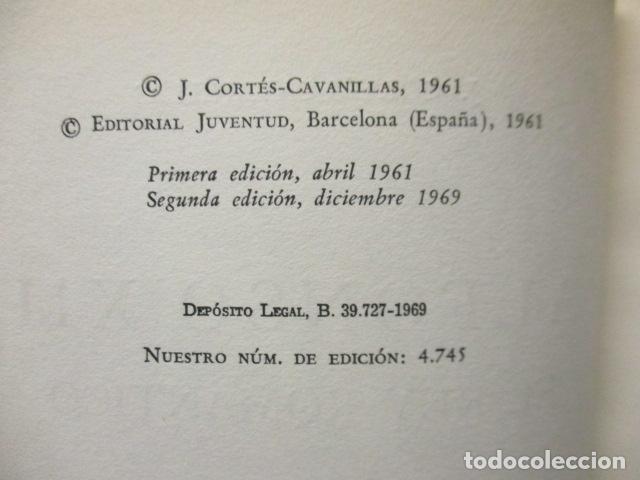Libros de segunda mano: ALFONSO XII el Rey romántico - CORTES CAVANILLAS - Ed JUVENTUD 1969 - ILUSTRADO TAPA DURA - Foto 14 - 155864558