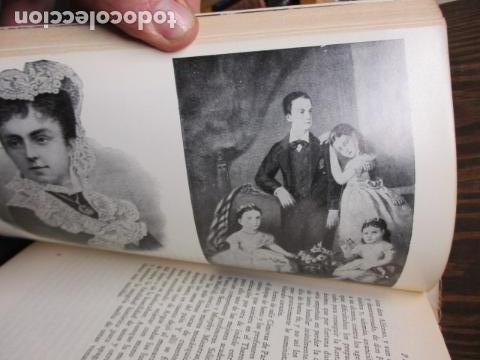 Libros de segunda mano: ALFONSO XII el Rey romántico - CORTES CAVANILLAS - Ed JUVENTUD 1969 - ILUSTRADO TAPA DURA - Foto 20 - 155864558