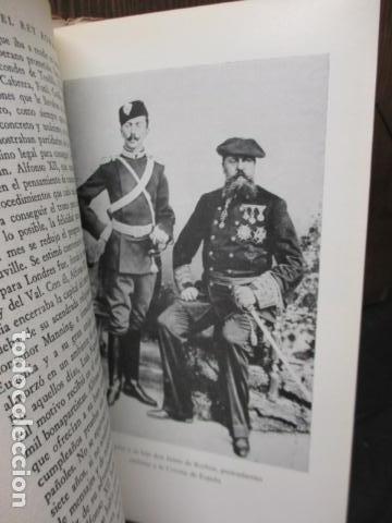 Libros de segunda mano: ALFONSO XII el Rey romántico - CORTES CAVANILLAS - Ed JUVENTUD 1969 - ILUSTRADO TAPA DURA - Foto 21 - 155864558