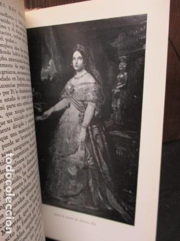Libros de segunda mano: ALFONSO XII el Rey romántico - CORTES CAVANILLAS - Ed JUVENTUD 1969 - ILUSTRADO TAPA DURA - Foto 22 - 155864558