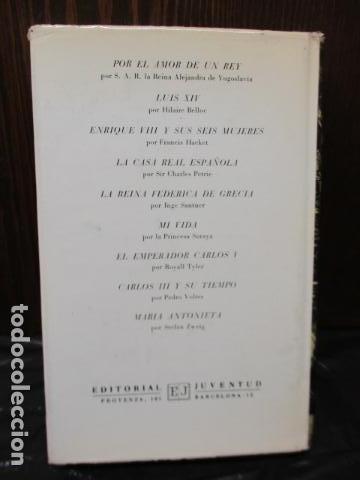 Libros de segunda mano: ALFONSO XII el Rey romántico - CORTES CAVANILLAS - Ed JUVENTUD 1969 - ILUSTRADO TAPA DURA - Foto 24 - 155864558