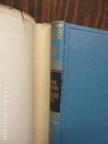 Libros de segunda mano: EDUARDO VII Y SU ÉPOCA. ANDRÉ MAUROIS. - Foto 5 - 155865254