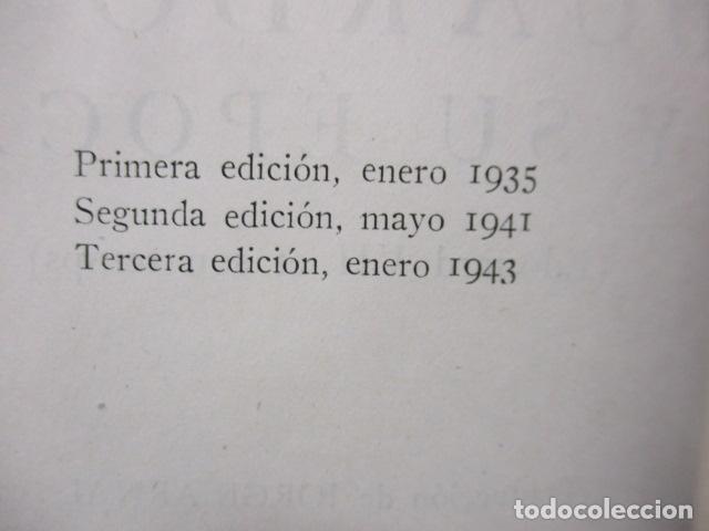 Libros de segunda mano: EDUARDO VII Y SU ÉPOCA. ANDRÉ MAUROIS. - Foto 9 - 155865254
