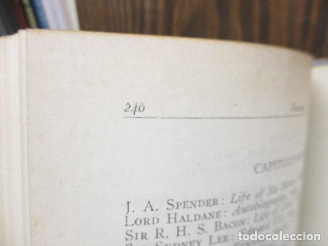 Libros de segunda mano: EDUARDO VII Y SU ÉPOCA. ANDRÉ MAUROIS. - Foto 10 - 155865254