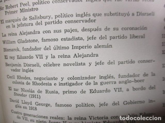 Libros de segunda mano: EDUARDO VII Y SU EPOCA - ANDRE MAUROIS - Foto 13 - 155866070