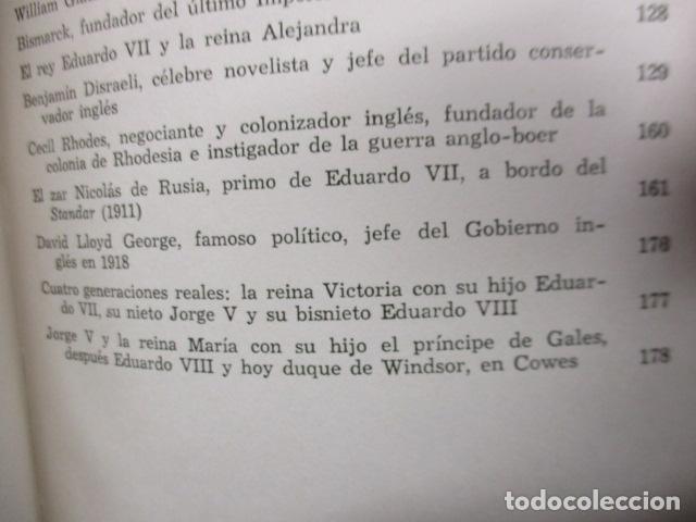 Libros de segunda mano: EDUARDO VII Y SU EPOCA - ANDRE MAUROIS - Foto 14 - 155866070