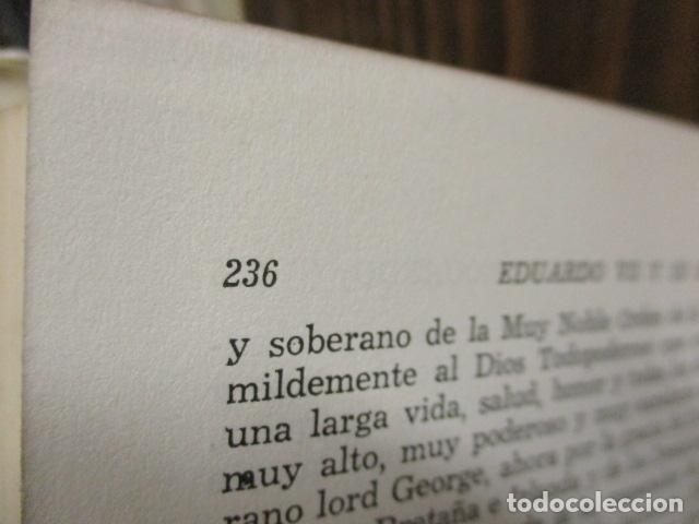 Libros de segunda mano: EDUARDO VII Y SU EPOCA - ANDRE MAUROIS - Foto 15 - 155866070