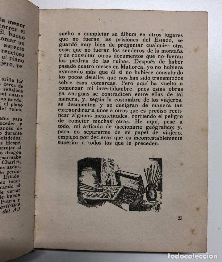 Libros de segunda mano: GEORGE SAND. UN INVIERNO EN MALLORCA. 1949 - Foto 2 - 155838170