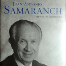 Libros de segunda mano: MEMORIAS OLÍMPICAS / JUAN ANTONIO SAMARANCH. 1ª ED. BARCELONA : PLANETA, 2002.. Lote 156052698