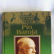 Libros de segunda mano: PÍO BAROJA PERSONAJES DEL SIGLO XX. Lote 157133029