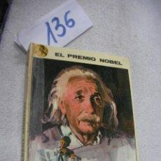 Libros de segunda mano: ALBERT EINSTEIN. Lote 157227714