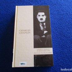 Libros de segunda mano: CHARLES CHAPLIN EL GENIO DEL CINE MANUEL LOPEZ VILLEGAS EDICIONES FOLIO 2003. Lote 157415222