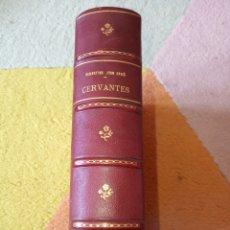 Libros de segunda mano: CERVANTES, SEBASTIÁN JUAN ARBÓ. Lote 157811802
